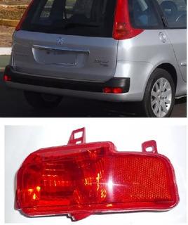Lanterna De Neblina Peugeot 207 Pirua Sw 2009 2010 2011 2 Ld