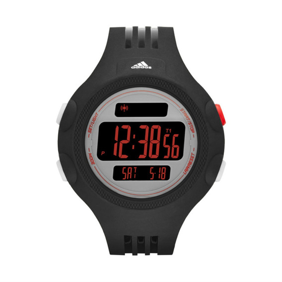 Relógio Masculino adidas Cinza Escuro
