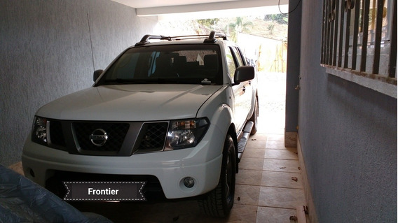 Nissan Frontier 2.5 Se Attack Cab. Dupla 4x4 4p 2013