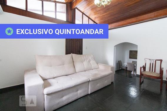 Casa Mobiliada Com 5 Dormitórios E 2 Garagens - Id: 892904202 - 204202