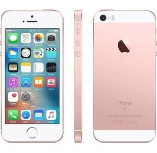 iPhone Se 32gb Rose Gold - Seminovo - Garantia Apple Brasil