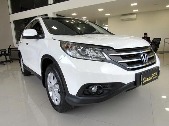 Honda Crv 2013 2.0 Exl 4x2 16v Flex 4p Automática Branca C