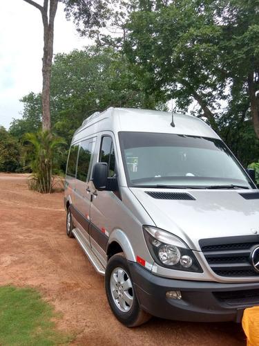 Mercedes-benz Sprinter Van 415 Teto Alto 2.2