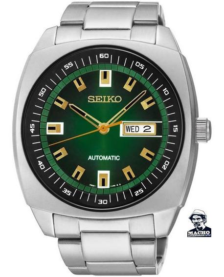 Reloj Seiko Recraft Snkm97 Automatico Original Nuevo