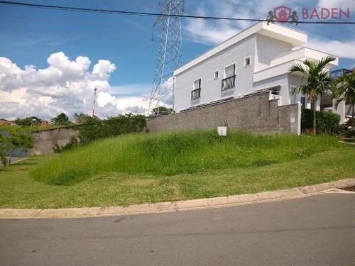 Terreno Residencial Em Campinas - Sp, Loteamento Alphaville Campinas - Te00289