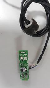 Placa Sensor Do Controle Remoto Tv Lg 50pj350 ( Eax61369101)