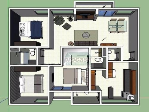 Imagem 1 de 1 de Apartamento Residencial Para Venda E Locação, Parque 10 De Novembro, Manaus - . - Ap2025