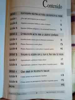 Libro Finanzas Familiares Mayordomia Integral Precio3lechuga