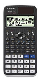Calculadora Científica Fx-991lax Casio Original 553 Funções
