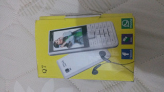 Telefono Sencillo Nokia Q7 15 D