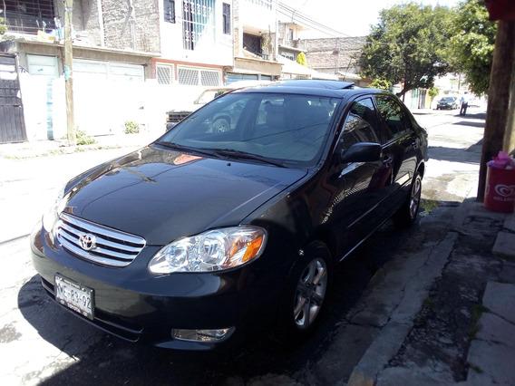 Toyota Corolla Le De Lujo Factura Horijinal