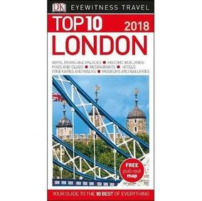 Dk Eyewitness Top 10 Travel Guide - London