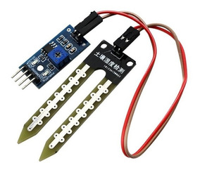 Fc-28 Higrômetro Umidade Detecção Sensor De Umidade Solo