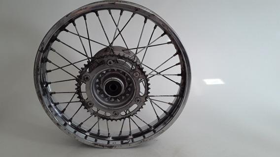 Roda Traseira Cubo Original Honda Bros 125 150 15009