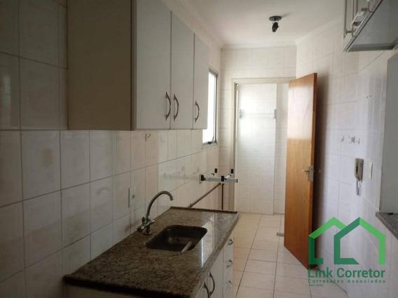 Apartamento Com 1 Dormitório À Venda, 57 M² Por R$ 220.000 - Centro - Campinas/sp - Ap1457