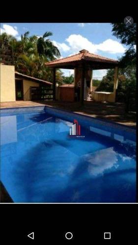Casa Com 5 Dormitórios À Venda, 900 M² Por R$ 2.450.000,00 - Jardim Passárgada I - Cotia/sp - Ca0166