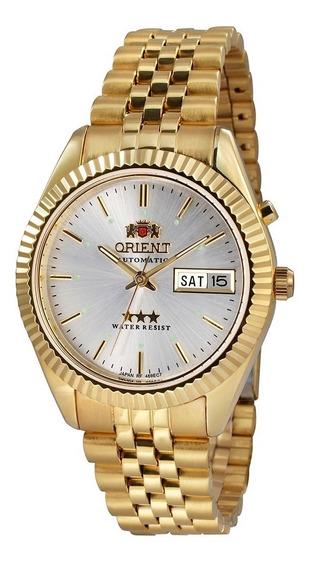 Relógio Orient Masculino Automático 469ec7 B1kx