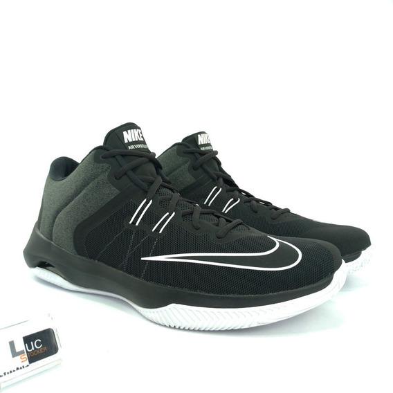Tênis Nike Air Versityle 2 Black Mid 100% Original