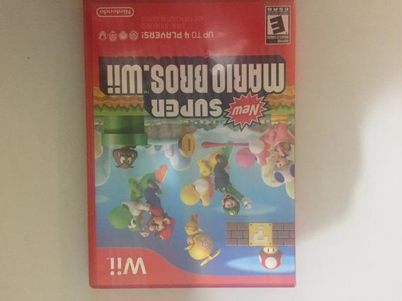 Super Mario Bross Wii