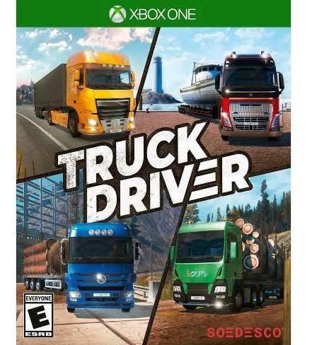 Truck Driver Xbox One Midia Digital Envio Imediato