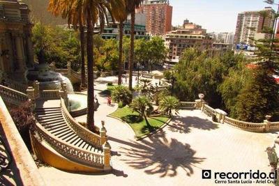 Merced 562, Santiago