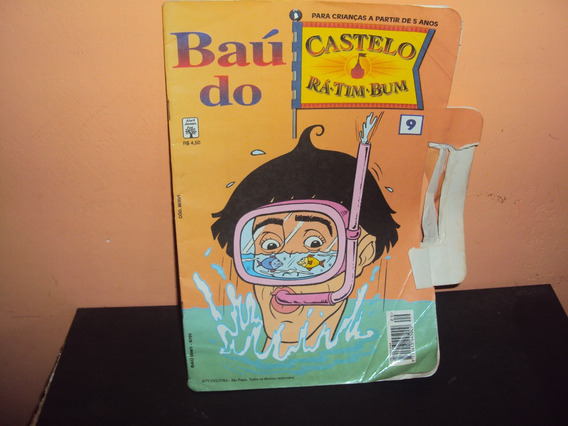 Baú Do Castelo Rá-tim-bum 9