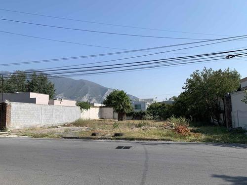 Terreno Residecial En San Pedro Garza Garcia