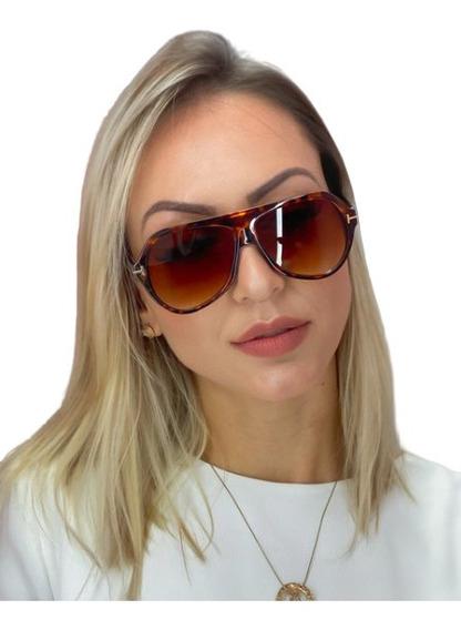 Óculos De Sol - Texas - Animal Print