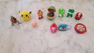 Muñecos, Digimon, Jack De Los Increíbles X 4 Unidades