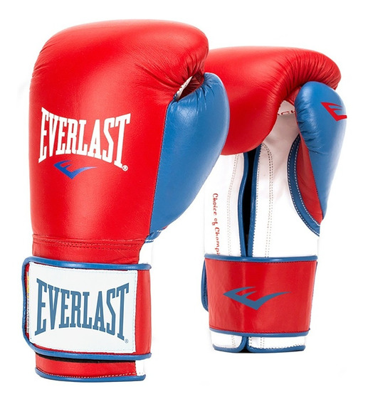 Guantes Powerlock Pro Fight Cuotas S/int - Everlast Oficial