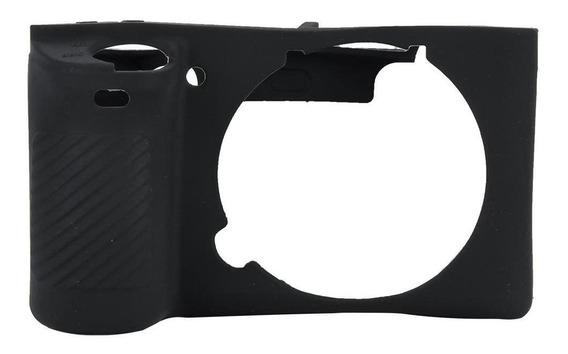 Para Sony A6500 Capa De Câmera Capa De Silicone Suave Duráve