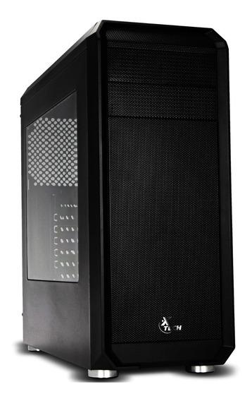 Gabinete Pc Gamer Acrilico Led Xtech Atx Usb 3.1 Xt-gmr1
