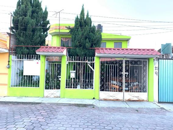 Casa Hermosa Dos Plantas Calpulalpan Tlaxcala