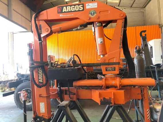 Munck Argos Agi 9.5 2h 3m Máquina Base=munc,muk,muc,phd