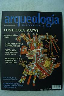 Arqueología Mexicana 88 Los Dioses Mayas