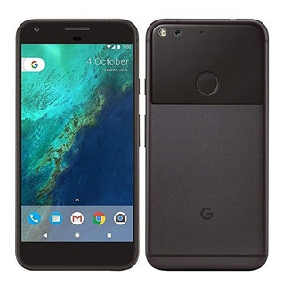 Google Pixel 128gb Negro Piano/ Blanco Polar