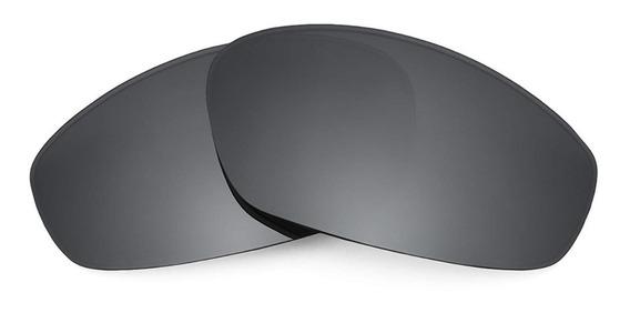 Lente Whisker Preto Cromo Black Chrome Polarizada