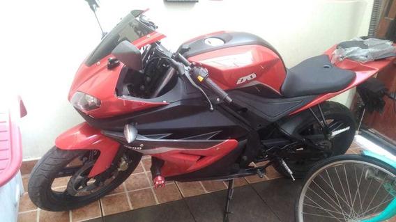 Duconda Pistera 200cc ..replica A La Yamaha R6 250