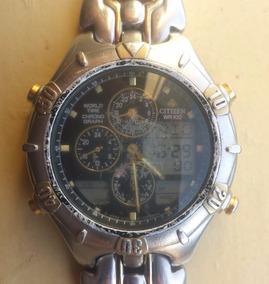 Relógio Usado Citizen Navihawk Raridade Promaster C300