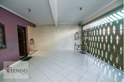 Sobrado 75 M² - 3 Dormitórios - 2 Suítes - Cooperativa - São Bernardo Do Campo/sp - So0117