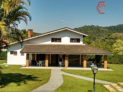 Chácara Residencial À Venda, Estância Guararema, Guararema. - Ch0005