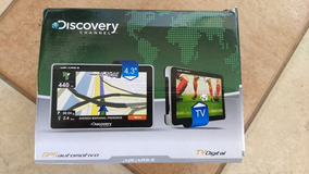 Gps Discovery Channel 4 .3