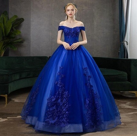 Vestido 15 Os Azul En Mercado Libre México