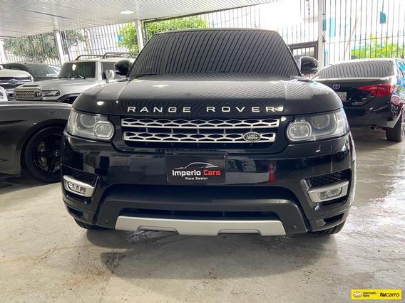 Land Rover Range Rover Sport Sport Wagon 4x4 Automatica