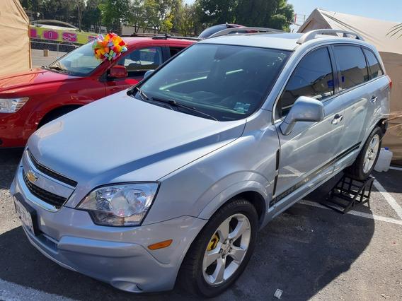 Chevrolet Captiva 3.0 Lt Special Edition Mt 2013