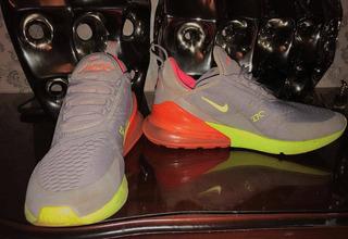 Tenis Deportivos Nike Air Max 270 Originales Y Baratos!