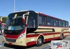 Ônibus Caio Solar - Fretamentos, Seminovo Ú. Dono - Financia