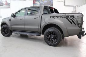 Jogo Adesivo Ford Ranger Raptor Faixa Lateral