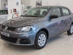 Volkswagen Gol Trend 1.6 Trendline 101cv Manual 2020 0km Vw