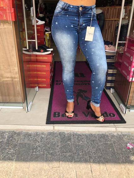 Calça Top Darlook Jeans